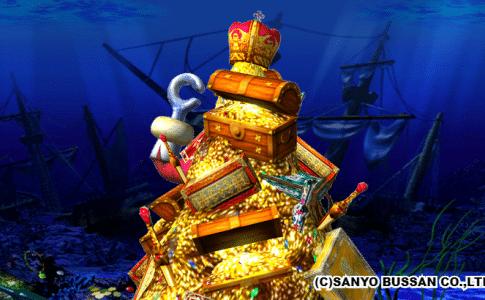 大海物語 宝の山リーチ