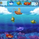 新海の図柄を釣ろう『つり物語』