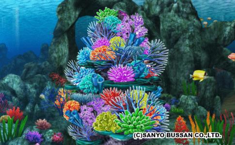 スーパー海物語IN沖縄3 琉球珊瑚礁リーチ