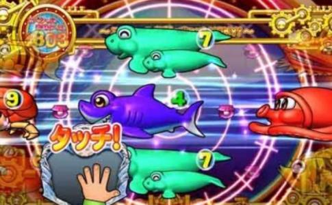 大海物語3 魚群レーダーリーチ