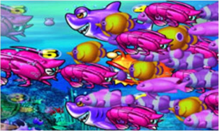 大海物語スペシャル 確変図柄での大当たり