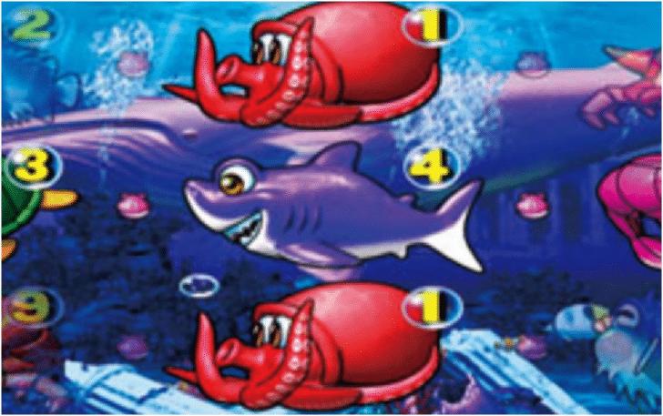 大海物語 クジラ予告