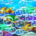大海物語3 泡予告