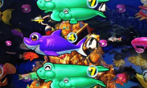 大海物語4 宝の山リーチ