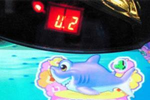 スーパー海物語 7セグ確変判別法