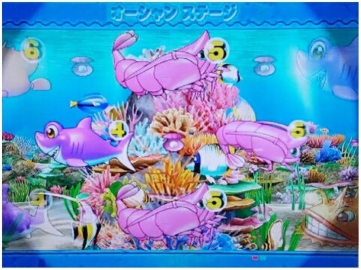 ギンギラパラダイス2 珊瑚礁リーチ