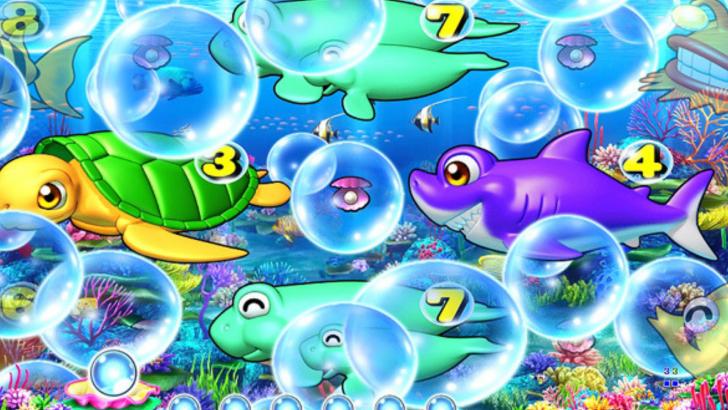 スーパー海物語 IN JAPAN2 泡予告