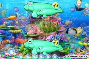 スーパー海物語 IN JAPAN2 珊瑚礁リーチ