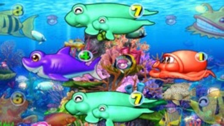 スーパー海物語 IN JAPAN 珊瑚礁リーチ