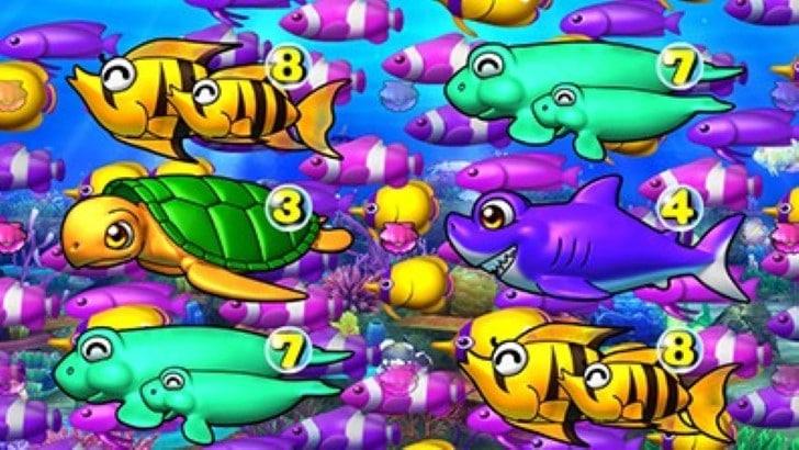 大海物語3 魚群予告
