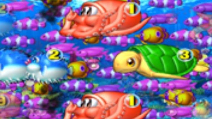 プレミアム海物語 魚群予告