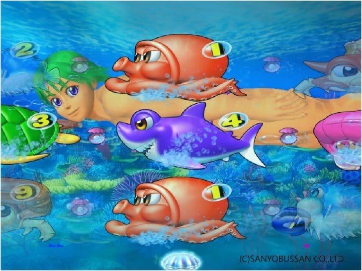 スーパー海物語 IN 沖縄3 ダイビングリーチ