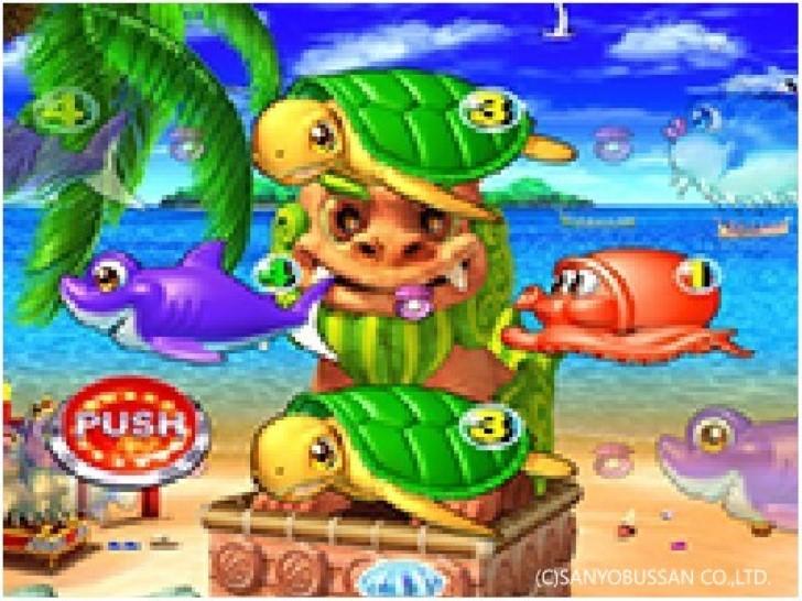 スーパー海物語 IN 沖縄3 シーサーリーチ
