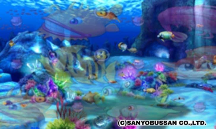 プレミアム海物語 魚影予告