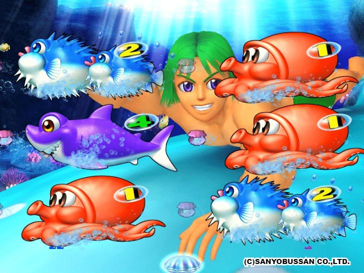 スーパー海物語 IN 沖縄3 ジンベイザメサムリーチ