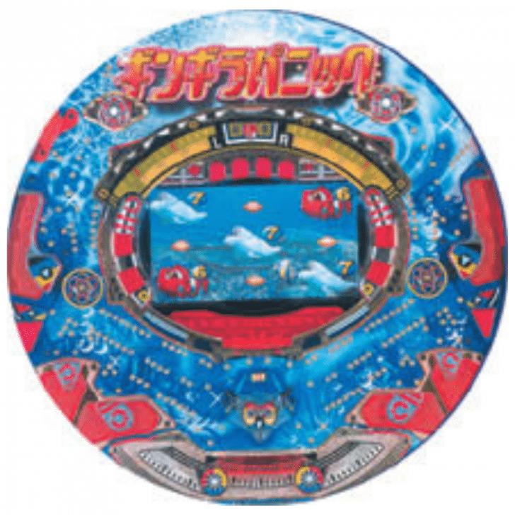 CRギンギラパニックM7 筐体