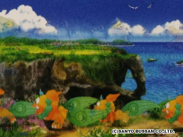 スーパー海物語 IN 沖縄3 チビシーサー前兆予告