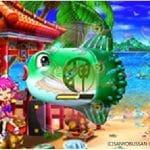 スーパー海物語 IN 沖縄3 マンボウアゲイン予告