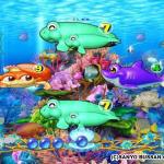 スーパー海物語 IN 地中海 珊瑚礁リーチ
