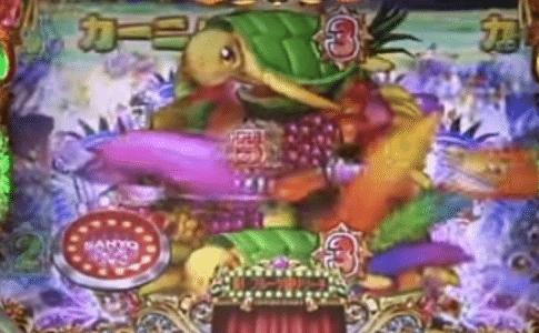 ギンギラパラダイス3 祭フルーツ盛りリーチ