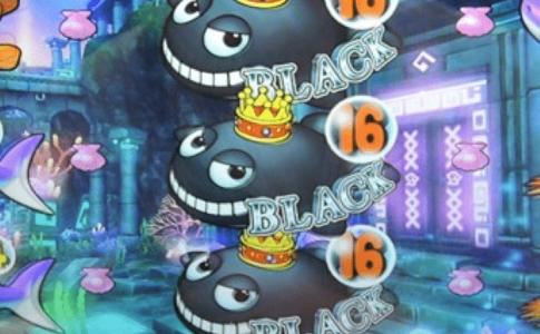 大海物語 BLACK ブラッククジラッキーリーチ