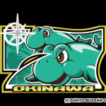 ドラム海物語IN沖縄 7図柄リーチ