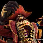 大海物語4スペシャルBLACK 骸骨船長