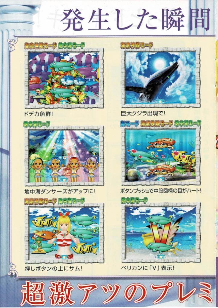 スーパー海物語IN地中海遊パチ・オフィシャルガイドブック
